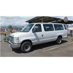 2008 Ford E-350 Van, Mileage 464,430