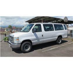 2008 Ford E-350 Van, Mileage 464,430