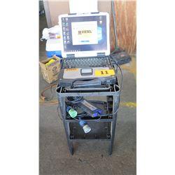 Diesel Laptops Cummins & Allison Engine Analysis System (Cart Not Included)