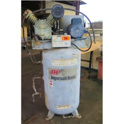 Ingersoll Rand 2475 Vertical Compressor