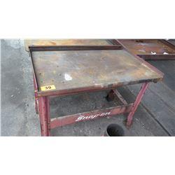 Snap-On Metal Work Table