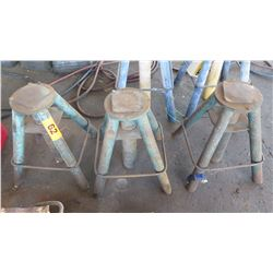 Qty 3 Jack Stands