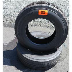 Qty 2 BF Goodrich Tires LT225/75R16