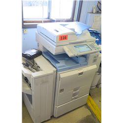 Ricoh Aficio MP-3000 Copier, Scanner, Fax Machine