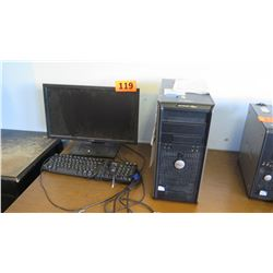 Dell Optiplex 780 Desktop Computer w/ Monitor, Keyboard & Mouse