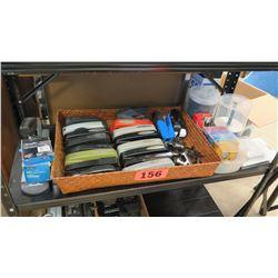 Misc. Staplers, Staple Removers, CDs, Floppy Disks, etc.