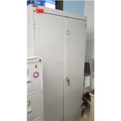 Tall Metal Storage Cabinet 36 x 18 x 72 H