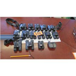 Approx. 15 Compact Binoculars