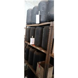 Bus Parts - Contents of Shelves: Air Bag Type 25, Type 21, etc.