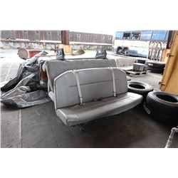 Approx. 6 Seats Removed from Passenger Vans