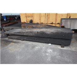Wooden Vehicle Ramps (approx. 11.5' long)