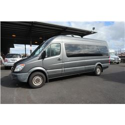 2013 Mercedes Sprinter Van Mileage  189,584
