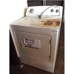 Whirlpool 7.0 cu ft Dryer