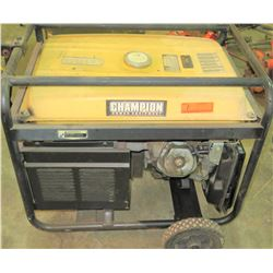 Champion Portable Generator 5500 Peak Watts