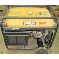 Champion Portable Generator 5500 Peak Watts