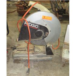 Ridgid Cutoff Saw
