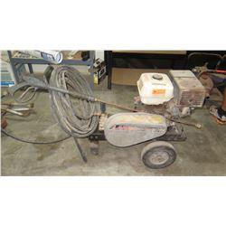 Landa Portable Pressure Washer w/ Honda GX340 Motor