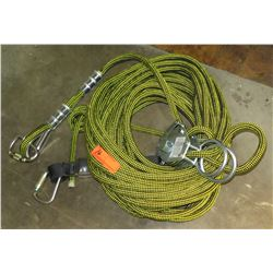 Guardian Fall Protection Rope w/ Fittings