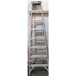 Metal Ladder, 8 Foot