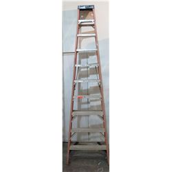 Metal Ladder, 10 Foot