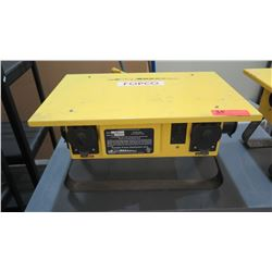 CEP Portable Power Distribution Spider Box Unit Model 6506-G