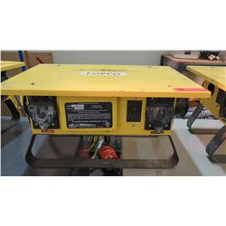 CEP Portable Power Distribution Spider Box Unit Model 6506-GU