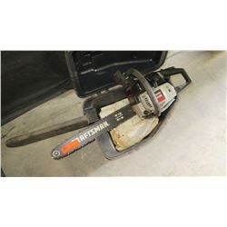 Craftsman Chainsaw w/ 18-Inch Bar