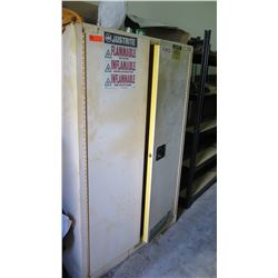 Justrite Sure-Grip EX Flammable Liquid Storage Cabinet