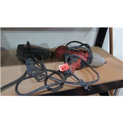 Heat Gun and Impact Driver (damaged)