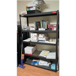 Whale Metal Shelving Unit