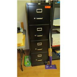 Office Max 4-Drawer Vertical File Cabinet