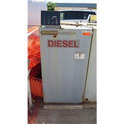 Tramont Diesel Tank
