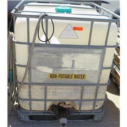 Portable Water Tank w/ Pump