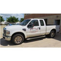 02 Ford F-350 Truck – Needs Repair -Bad Turbo