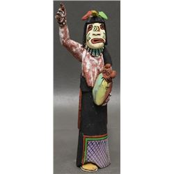 HOPI INDIAN KACHINA (SOSOLDA)