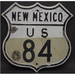 NEW MEXICO ROAD SIGN