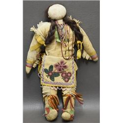 CHIPPEWA INDIAN DOLL