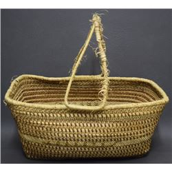 NOOTKA MAKAH INDIAN BASKET