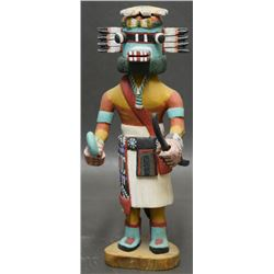 HOPI INDIAN KACHINA ( ADAMS)