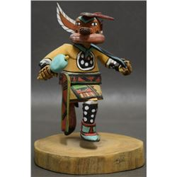 HOPI INDIAN KACHINA (COLLIDGE)