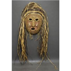 IROQUOIS INDIAN MASK (THOMAS)