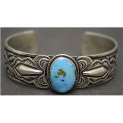 NAVAJO INDIAN BRACELET (REEVES)