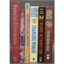 SIX WESTERN BOOKS