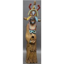 HOPI INDIAN KACHINA (KEVIN POCHOEMA)