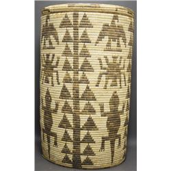 PAPAGO INDIAN  BASKETRY OLLA