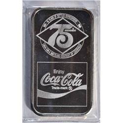 1 OZT .999 (COKE BAR) LOUISVILLE, KY
