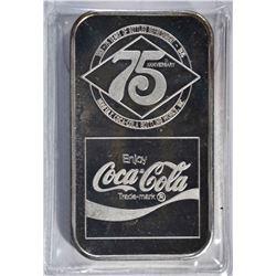 1 OZT .999 (COKE BAR) NORFOLK, VA