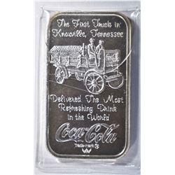1 OZT .999 (COKE BAR) KNOXVILLE, TN
