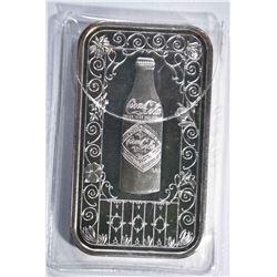 1 OZT .999 (COKE BAR) MOBILE, AL