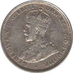 Australia 1926 Silver Shilling